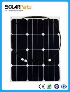 40W Mono Flexible Solar Panel Good Quality Thin Film Flexible Solar Panel Manufacturers in China