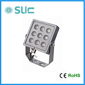 Professional 11.5W Multi-Color RGB LED Spotlight pictures & photos