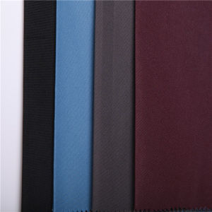 W/P Awning Two Colors Polyester Oxford Fabric pictures & photos