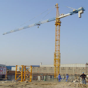 Tower Crane China Supplier for Sale by Hsjj pictures & photos