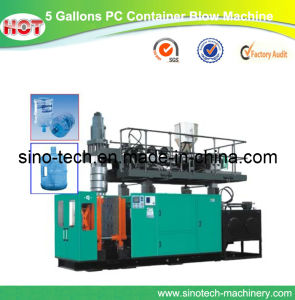 5 Gallons PC Container Blow Machine (TCB-25PC) pictures & photos