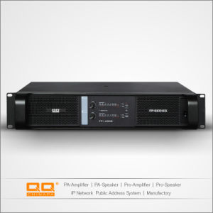 Professional Power Amplifier 2350*2 CH Amplifier SMPS for Stage pictures & photos