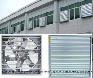 "Industrial Wall Mounted Exhaust Fan for Greenhouse (40"")"
