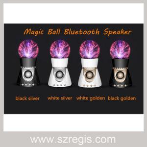 Flashing Lamp Fantastic Magic Ball Portable Wireless Bluetooth Speaker pictures & photos