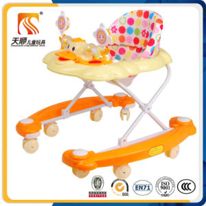 Ride on Baby Toys 2017 Plastic Wheels Baby Walker pictures & photos