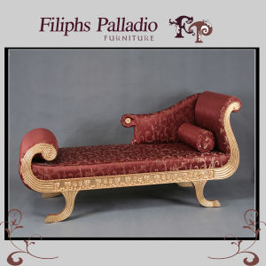 Luxury Italian Furniture - Chaise Lounge (9707)