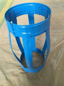 API 10d Oilwell Hinged/Latch Type Welded Straight Bow Centralizer pictures & photos