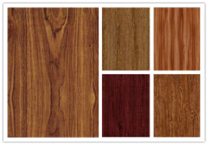 Wooden Grain Stainless Steel Sheet for Decorative Building pictures & photos