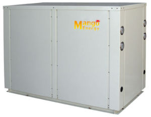 12kw/20kw/30kw/50kw/80kw/100kw, Ce, RoHS, Em Water Chiller Unit/Water to Water Heat Pump pictures & photos