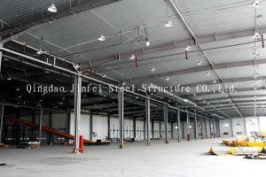 Light Steel Frame for Workshop, Warehouse Building