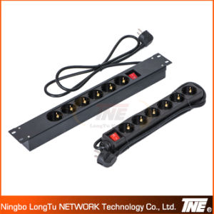 Power Socket for Network Cabinet (Germany Type) pictures & photos
