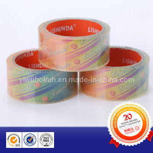 Super Clear Packing Tape Acrylic Based OPP Tape pictures & photos