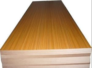 High Quality 2-18mm Melamine Plywood for Furniture / Melamine Laminated Plywood pictures & photos