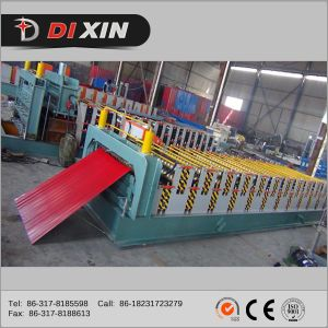 Hot Type Double Layer Roof Forming Machine pictures & photos