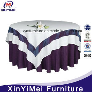 Custom Best Sell High Rank Hotel Banquet Polyester Table Cloth pictures & photos