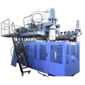Jerrycan Extrusion Blow Moulding Machine pictures & photos