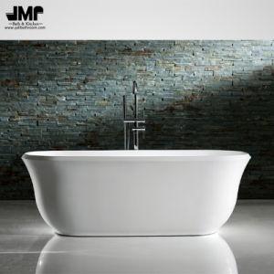 """66.9""""Freestanding Oval White Bath Tub Acrylic Soaking Bathtub (2026) pictures & photos"""
