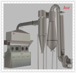 Horizontal Fluidizing Drying Machine for Animal Feed pictures & photos
