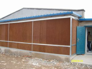 Professional Sandwich Panel Steel Structure Chicken Farm Manufacture pictures & photos