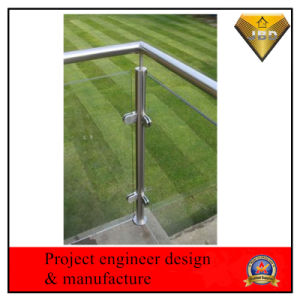 Glass Balcony Pillars Column for Glass Railing pictures & photos
