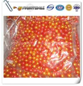 Colorful 0.68 Paintball Are Hot Selling to Europe/ America/Oceania with ISO Standard pictures & photos