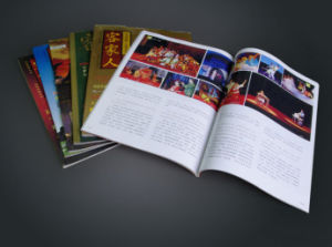 Magazine/Book Printing pictures & photos