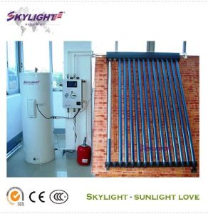 Skylight Split Pressurized Heat Tubes Solar Water Heater Thermal System (SLCLS) (CE ISO SGS Approved)