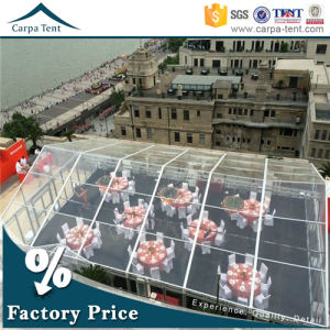 15m*30m Outdoor Romantic Large Commercial Banquet Tent with Clear Canvas pictures & photos