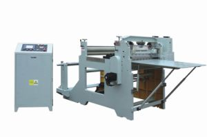 PVC Nylon Polyester, TPU Plastic Sheet Cutter Machine pictures & photos