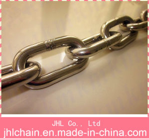 Japanese Standard Stainless Steel Link Chain SUS304/316