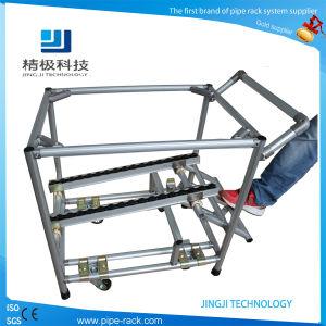 Aluminum Trolley (AL-TC03) Aluminium Frame Roller Track