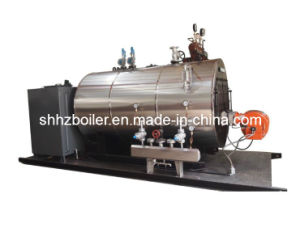 Gas (oil) Fired Seam Boiler Price (WDR1-1.0-Y/Q) pictures & photos