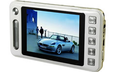 "3.5"" Wide-Screen Ultra-Thin MP4 Player (AP-948)"