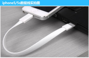 Magnetic 8 Pins USB Cable for for iPhone5, 6/Smartphone (LCCB-059) pictures & photos