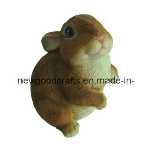 Resin Rabbit Figurine (ST8508)