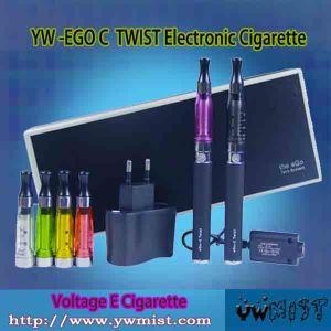Variable Voltage EGO-C Twist Electronic Cigarette