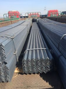 Hot Rolled Equal Angle Steel Bar 40*40*3 From Tangshan pictures & photos