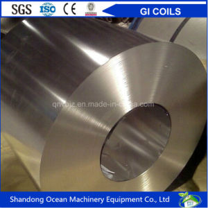 Hot Dipped Galvanized Steel Coils / Gi Coils / HDG Coils for Roofing Materials pictures & photos