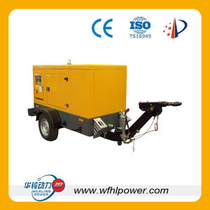10-500kw Mobile Diesel Generator pictures & photos