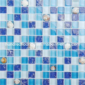 Crystal Mosaic Tile/Glass Mosaic (HGM214) pictures & photos