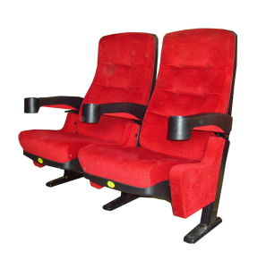 Cinema Seating Auditorium Seat Theater Chair (SD22H) pictures & photos