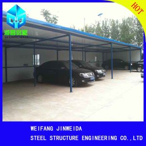 2017 Hot Sale Steel Structure Warehouse / Steel Structure Frame Design with Perfect Stability pictures & photos