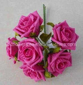 Foam Rose Bouquets (party decoration)