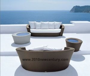 china outdoor garden patio round sofa 6027 china outdoor sofa round garden sofa. Black Bedroom Furniture Sets. Home Design Ideas