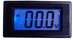 Digital Voltmeter AC 80-500V Blue LCD Panel Meter Voltage Power Measurement