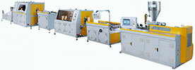 PVC Trunking and Pipe Extrusion Line pictures & photos