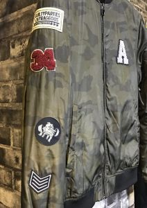 Camouflage Fashion Casual Jacket for Men pictures & photos