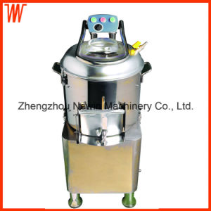 400kg/H Best Automatic Electric Potato Peeler pictures & photos