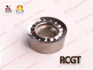 Polish Carbide Cutting Tips of Aluminium Turning Inserts Rcgt pictures & photos