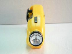 Protable ABS Material LED Emergency Light Solar Dynamo Radio pictures & photos